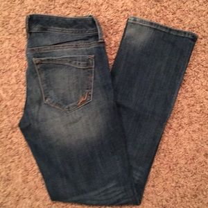 Express Blue Jeans